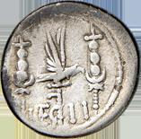 MARC´ANTONIO   (43-31 a. C.)
