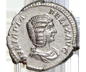 JULIA DOMNA (moglie di Settimio Severo)