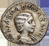 JULIA SOEMIA (madre di Elagabalo)