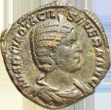 OTACILIA SEVERA (moglie di Filippo padre)