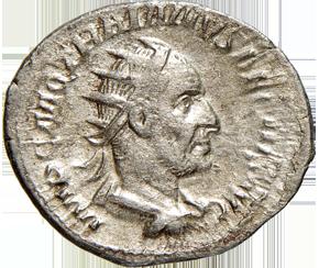 TRAIANO DECIO (249-251)