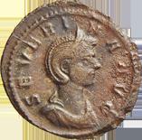 SEVERINA (moglie di Aureliano)