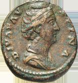 FAUSTINA MADRE (moglie di Antonino Pio)