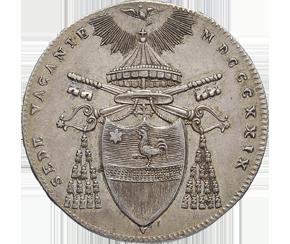 Sede Vacante (1829)
