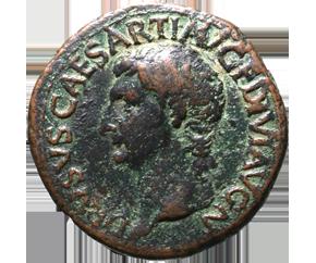 DRUSO (14 a. C. - 23 d. C.)