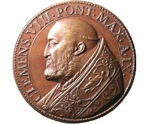 Clemente VIII (1692-1605)