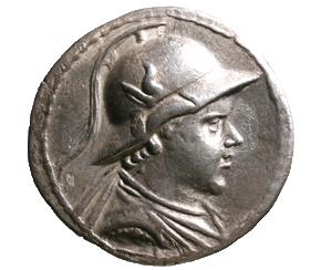 Eukratides (171-135 a. C.)
