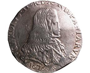Carlo II (1665-1700)
