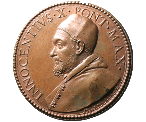 Innocenzo X (1644-1655)